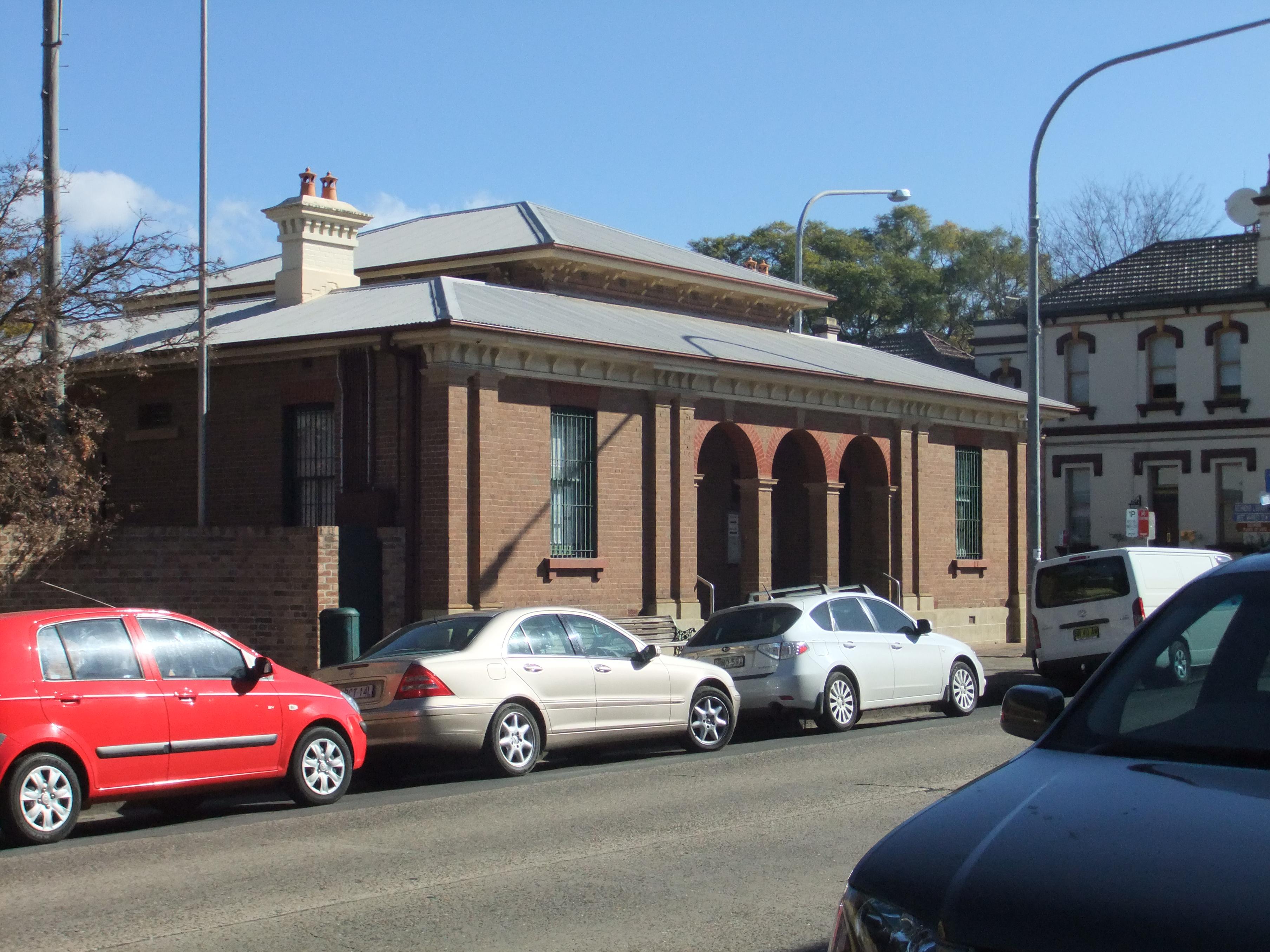 Richmond Police Satation & Court House