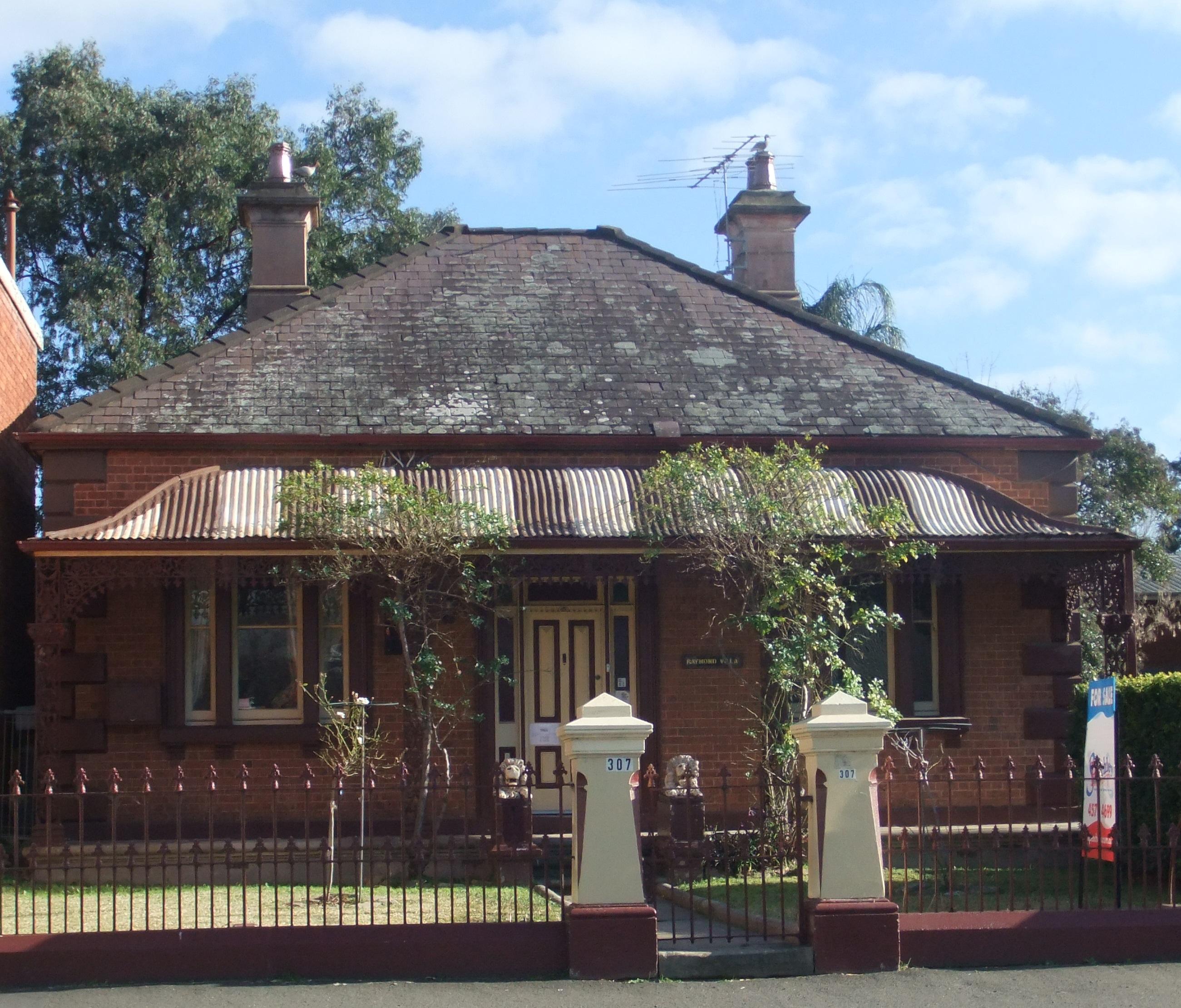 Raymond Villa, Windsor