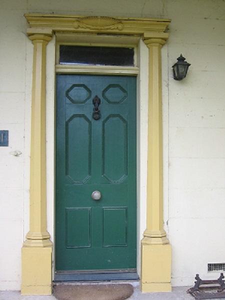 Door, Person, Human, Window, Porch, Brick, Wood