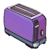 Purple Toaster Web Design