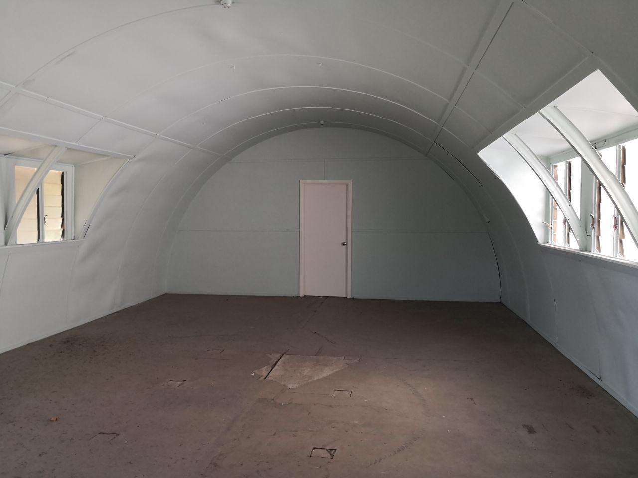Door, Building, Floor, Flooring, Indoors, Architecture, Room, Shelter, Housing, Hangar