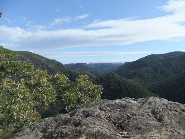 Vale of Avoca Lookout
